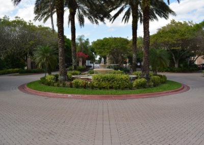 Entrance Circle